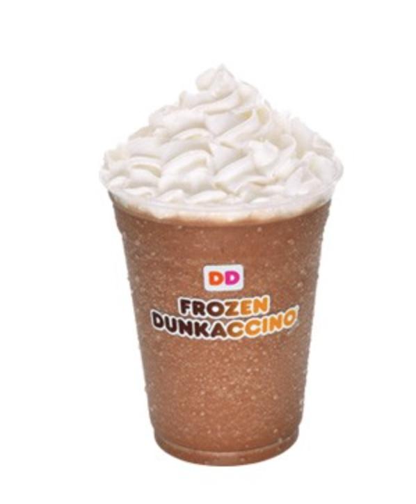 Frozen Dunkaccino