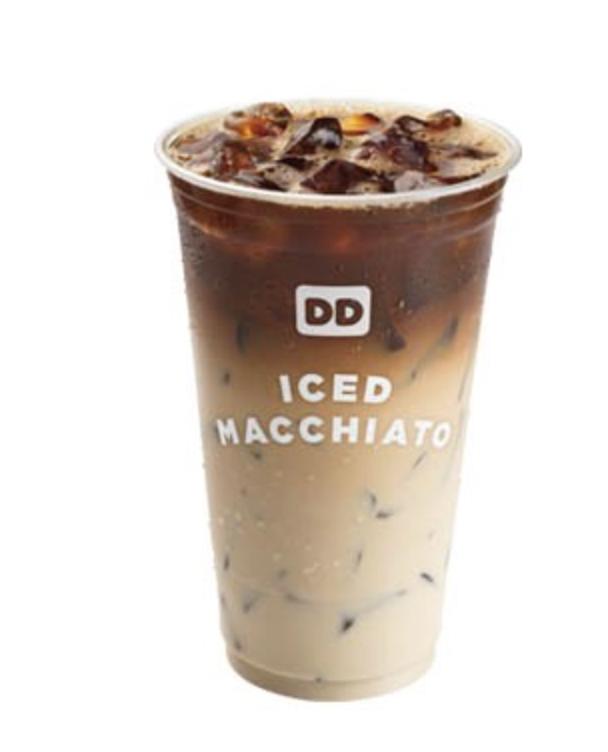 Iced Macchiato