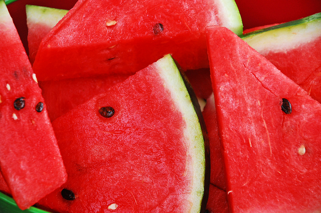 eat more watermelon