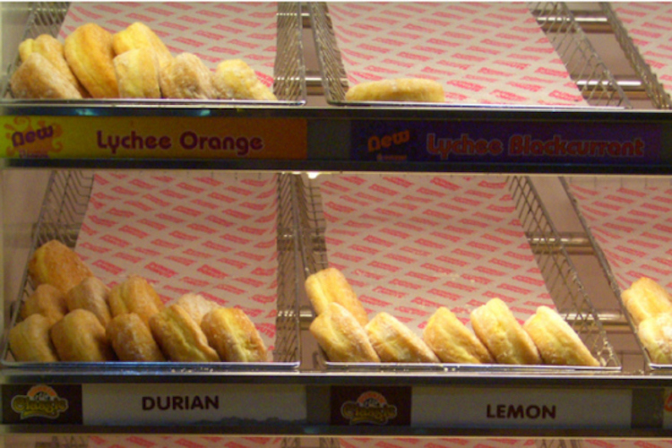 The 20 Dunkin' Donuts Items You Won't Find in America
