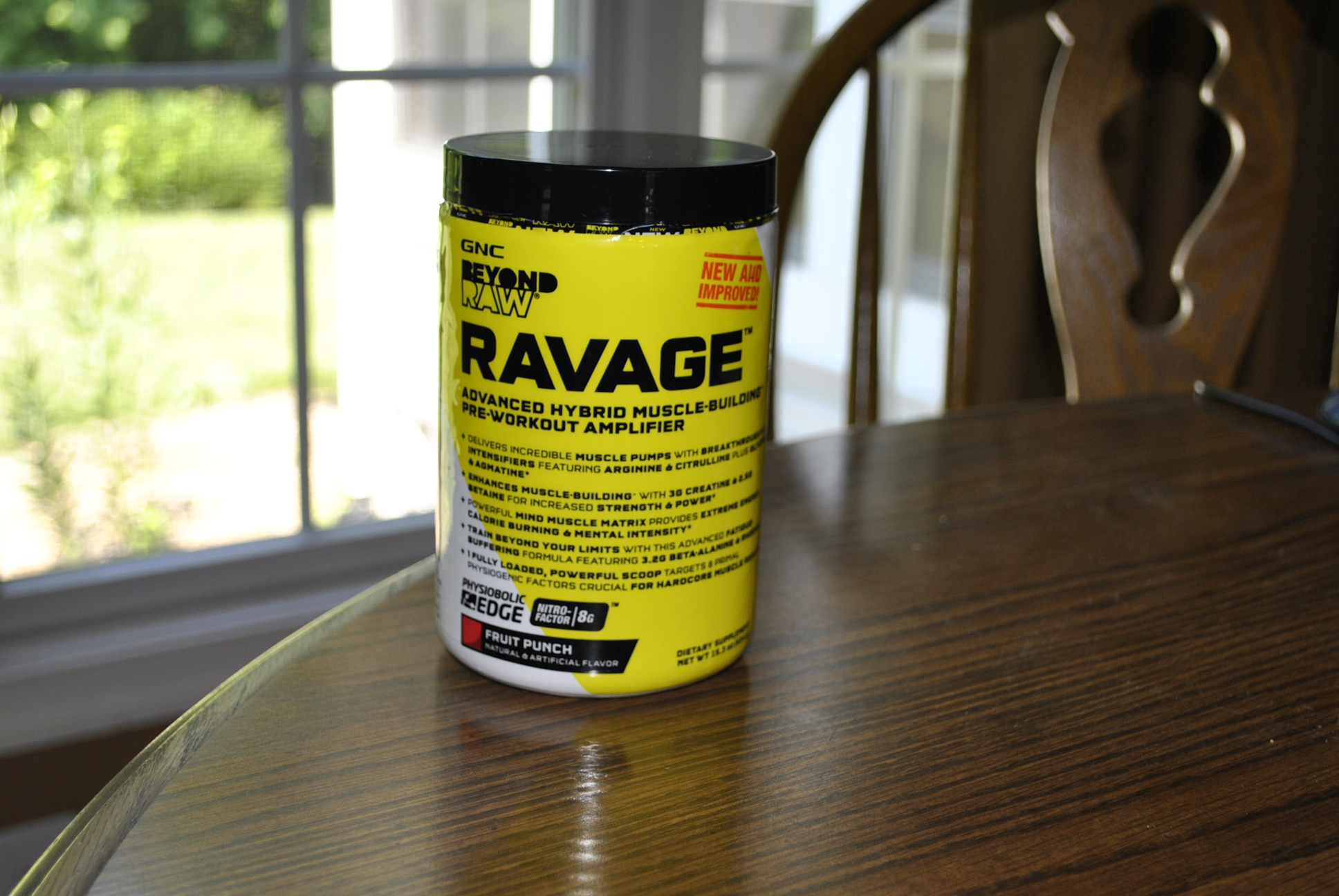 C4 Vs Ravage Get Your Pre Workout Powders On