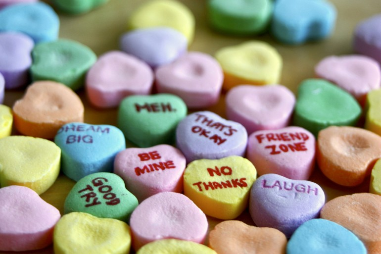 Classic Valentine's Day Candy