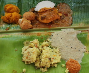 This Is What a Complete South Indian Breakfast Looks Like