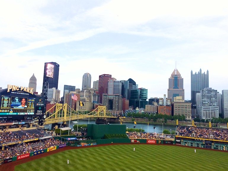 5 Foods That Make PNC Park About More Than Baseball