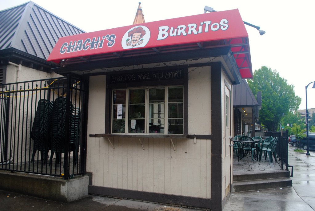 Chachi's Burritos