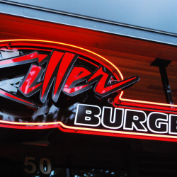 Killer Burger on Trial for First-Degree Burger