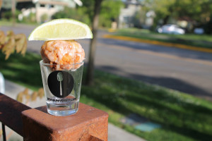 Say Hello to Tequila Donut Holes