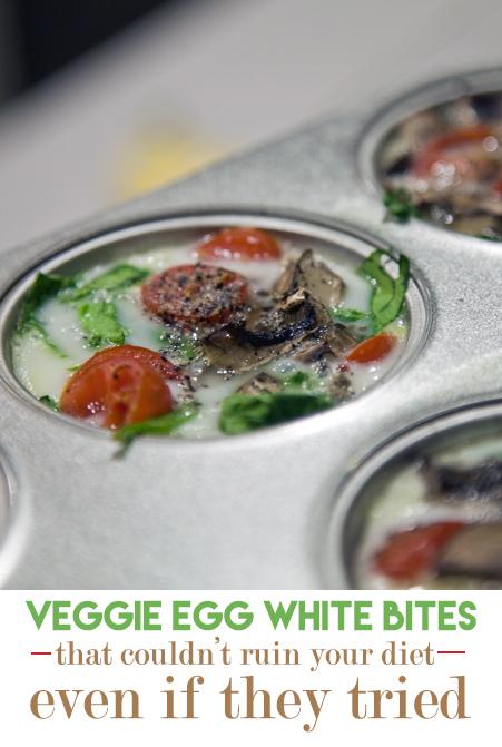 veggie egg bites