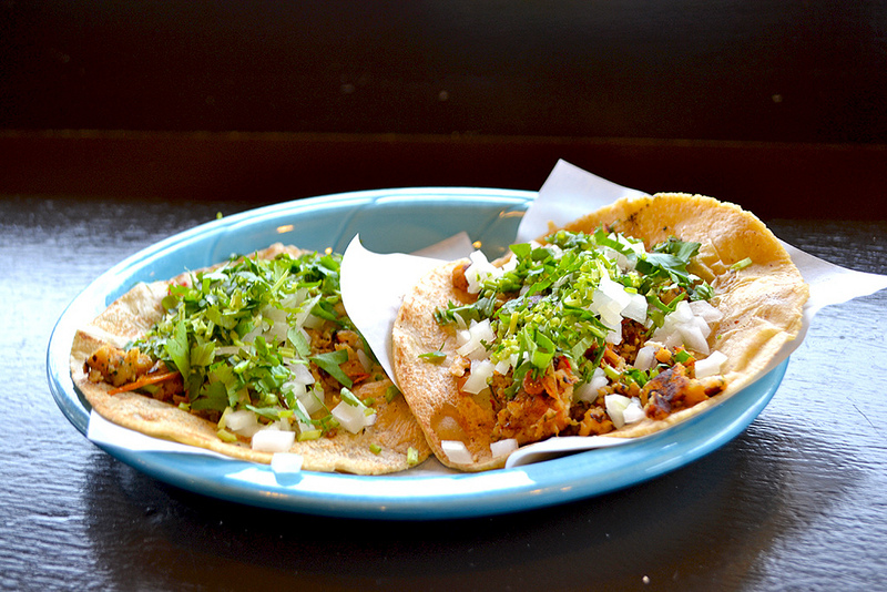 Taco de Pescado (Fish Tacos) Photo by Krisen Yang