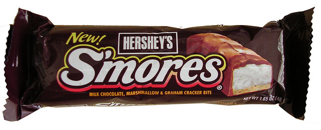 hershey s s mores bar