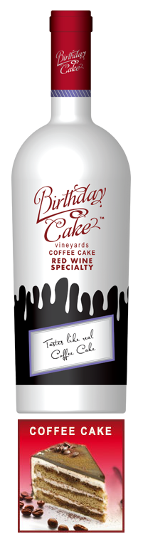 Birthday Cake Flavored Wine Exists And You Need It