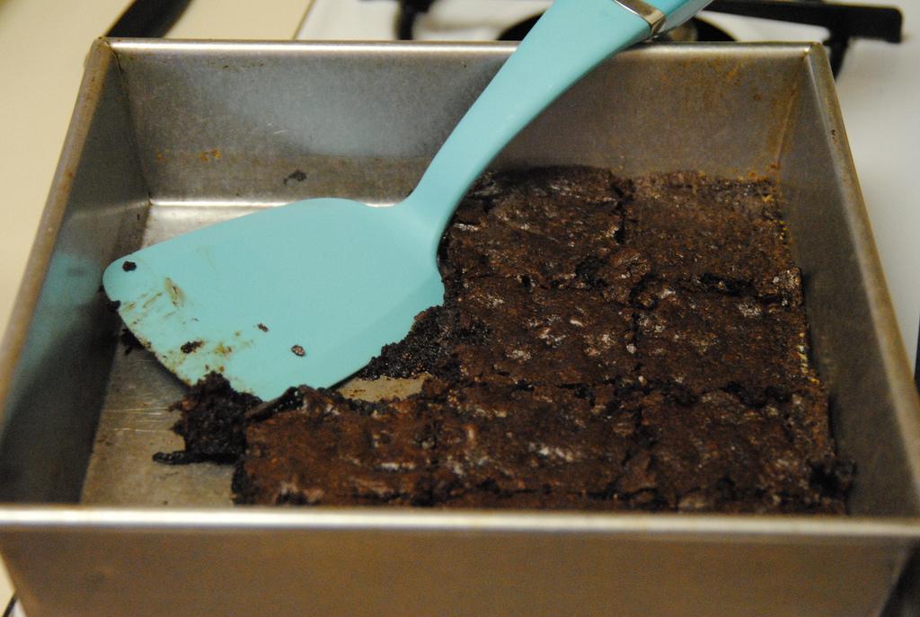 brownie parfait recipe