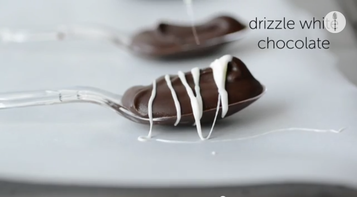 Drizzle White Chocolate
