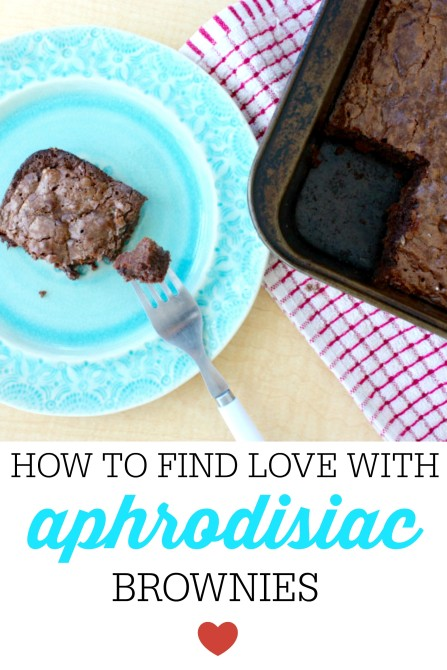 aphrodisiac brownies