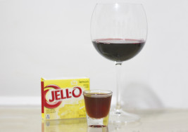 How to Make Red Wine Jello Shots