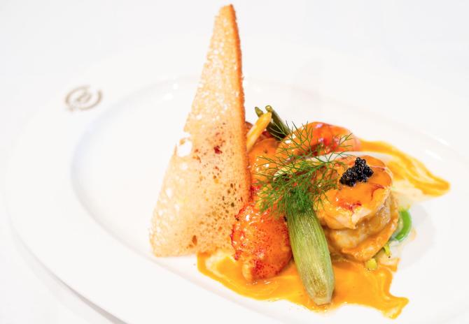 fancy lobster newburg - 670×464