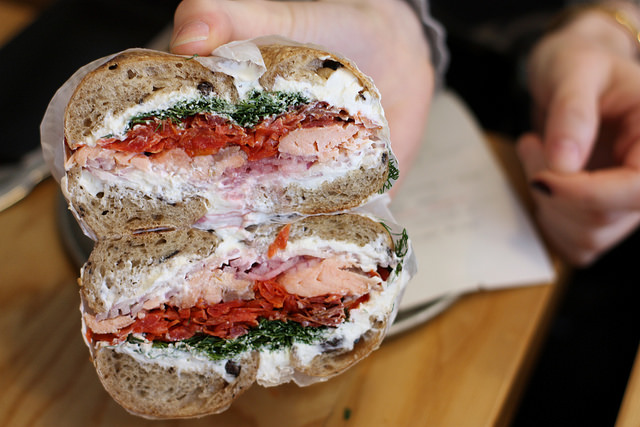 boston bagel