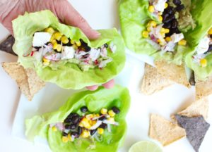 Change Up Taco Tuesday with These Butter Lettuce Tacos