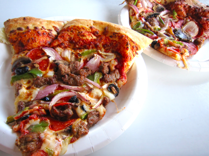 Costco Food Court Churro Calories