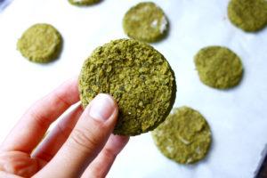 How to Make Gluten-Free, Baked Falafel