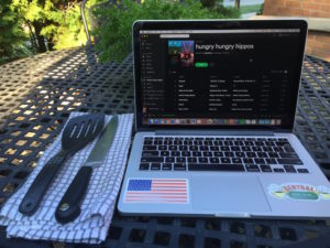 The Ultimate College Cooking Spotify Playlist