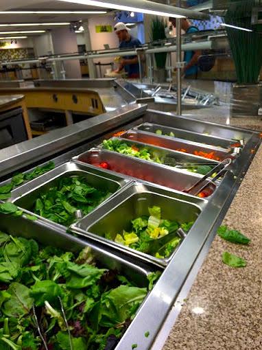 vanderbilt dining hall