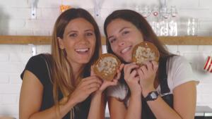 Make It Into a Cookie: Chocolate Babka Ice Cream Cookie Sandwich