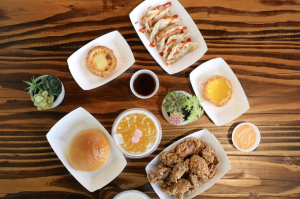 Binghamton Bearcat Eats: Novel Tea Café