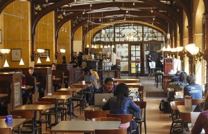 Which Campus Coffee Shop Are You?