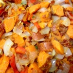 Fall Brunch? Make This Sweet Potato Hash with Bacon