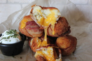 These Bacon Mashed Potato Cheese Bombs Will Change Your Life