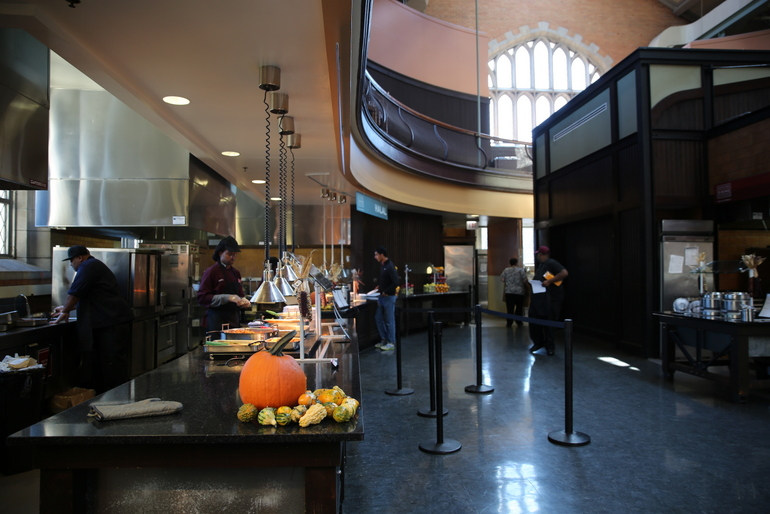 Bartlett Dining Hall