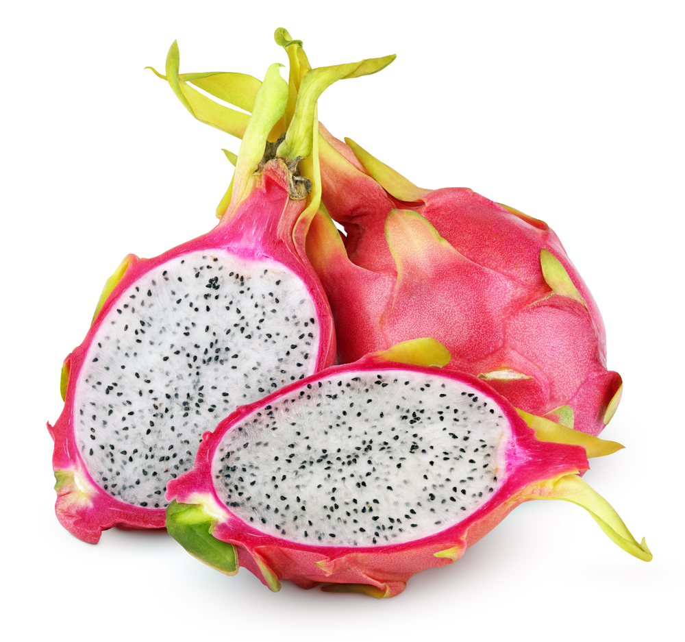 How To Cut & Eat Dragon Fruit Pitahaya Youtube Dragon Fruit 6 Exotic Fruits  To Try