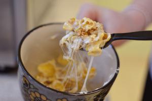 Rice Crispy Treat in a Mug
