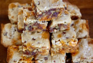 Satisfy All Your Cravings at Once With These Salty and Sweet Blondies