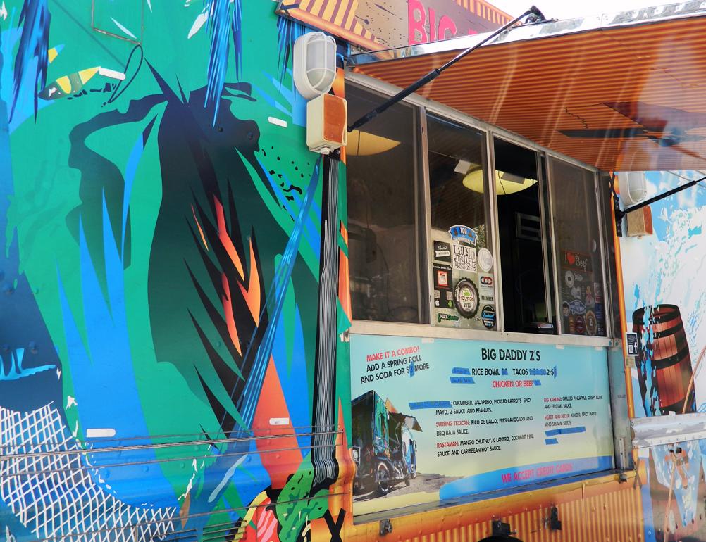 Food Trucks Tamu