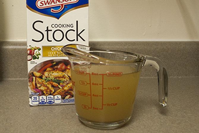 10-minute soup