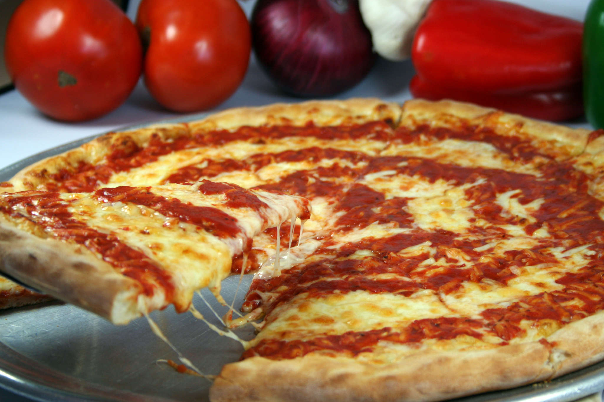 A slice from Grotto's