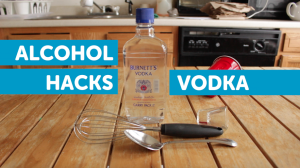 5 Hacks to Make Your Shitty Vodka Taste Better