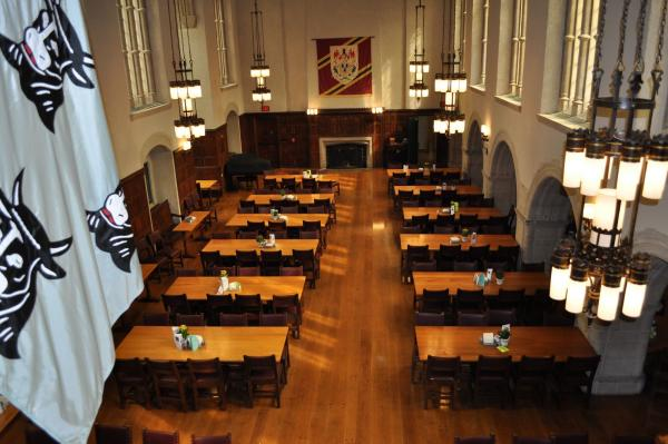 Timothy Dwight College Dining Hall
