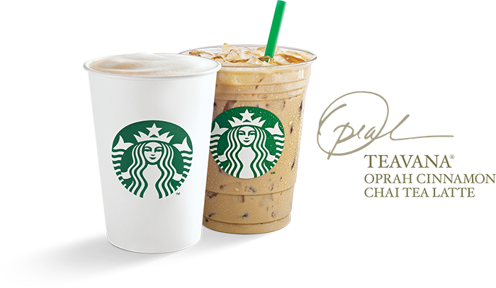 Types Of Chai Tea Latte At Starbucks