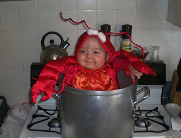 Food Themed Halloween Costumes Babies