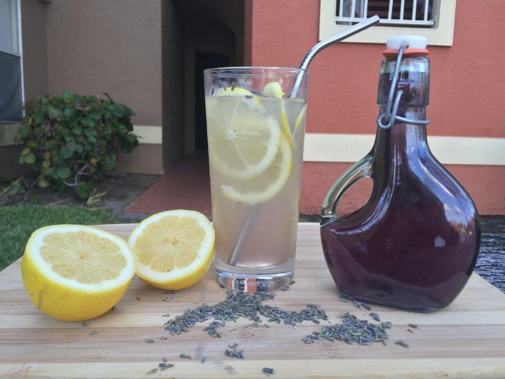 Chill Out This Summer With Lavender-Infused Lemonade