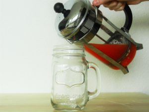 How to Make Fresh Pressed Juice with a French Press