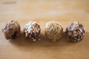 How To Make Protein Energy Balls 4 Ways