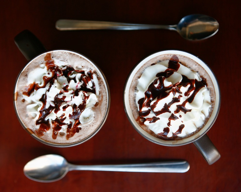 Hot Chocolate Round Up