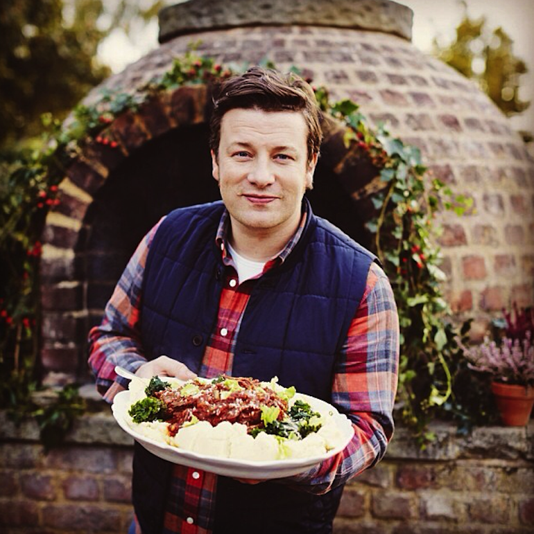Photo by @jamieoliver