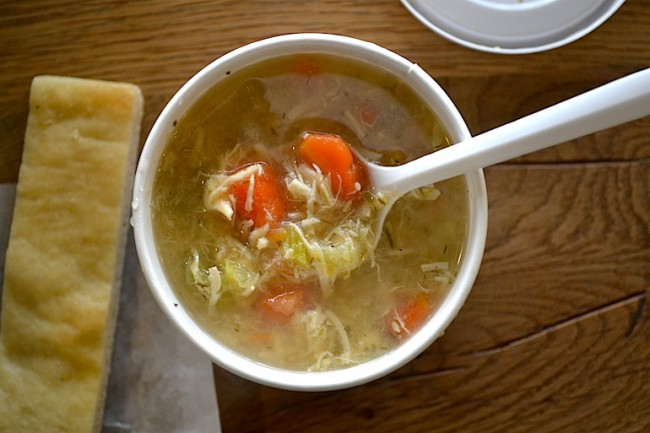Want to Cure Your Cold? Best Soups on Campus:
