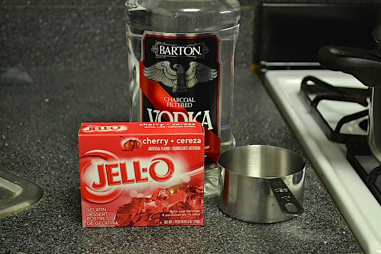 The Better Jell-O Shot