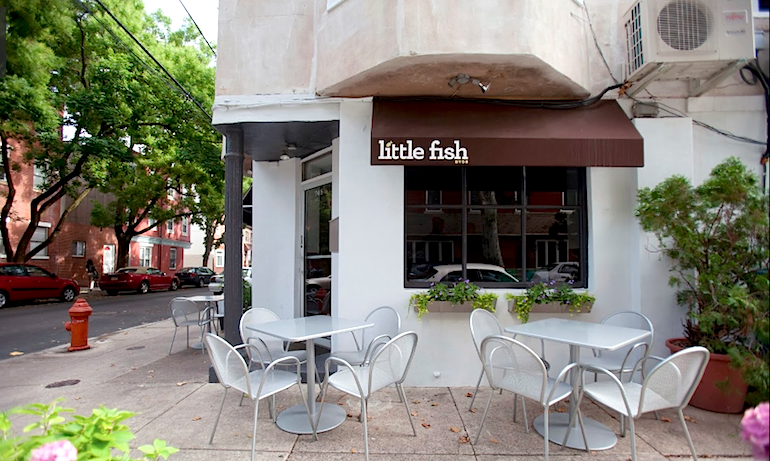 Food for the Heart: Little Fish BYOB